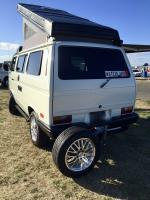 Vanagon trailer hitch spare tire carrier