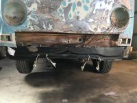 Front Valance Mock Up and Weld