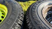 Runed Tires