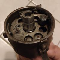 383 distributor date code 2E (feb -49) pre-a Porsche?