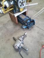 6v bellhousing,  12v flywheel cut