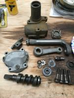 Steering box Exploded Part Views