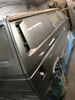 Vanagon rear window delete