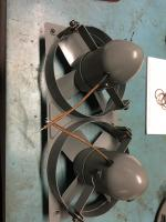 Ambulance fan restorations