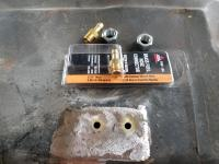 fuel tank outlet repair