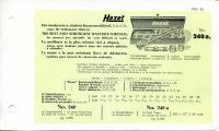 Hazet 240a / 1930-1932