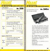 Hazet 240a / 1933-1937