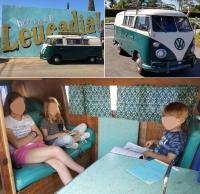 1966 Riviera Camper