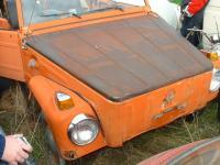 VW junkyard!