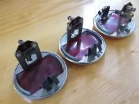 NOS 1946-1949 Split Beetle Taillights