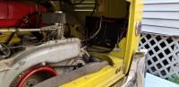 My 57 walkthrough split bay window engine compartment