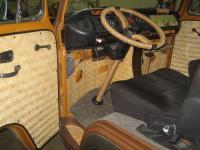 1979 VW BUS Bamboo