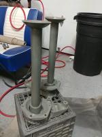 axle tubes