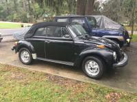 79 VW Bettle Convertible