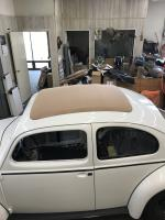 1961 ragtop canvas from WW