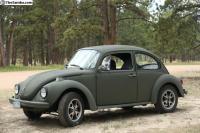 1972 Dark Grey Super Beetle