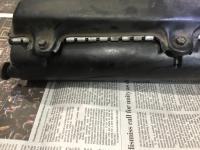 Radiator crack
