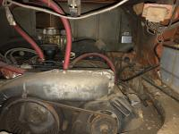 73 Westy Engine Bay
