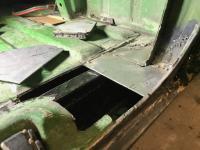 Doka Chest Floor Rust Repair