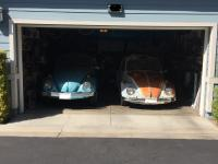 Both in the garage