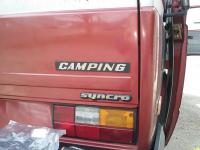CAMPER EMBLEM FROM VAN CAFE