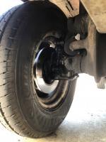 1962 SO34 Flipseat Westy Disc brake