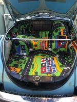 Sewfine custom trunk liner