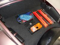 My Sedan 1994 trunk