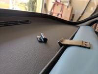 68 Rear Seat Clip