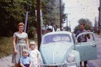Vintage Photo 1963 Beetle