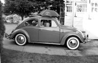 1958/59 Sunroof