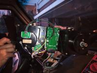 Gowesty tachometer PCB