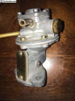 Brazilian square top fuel pump