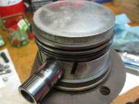 """domed"" pistons for a 1954-ish 36hp engine?"