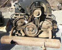 Stuck engine