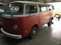 1975 Kasan Red Transporter