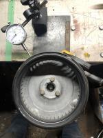 Fan Pullet alignment fixture