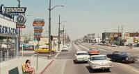 "Long Beach, Calif. VW dealer inVWs in ""It's a Mad, Mad, Mad, Mad World"" (1963)"