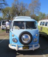 Camper Buses at S.O.T.O. Spring Meet - Sacramento, CA 3/31/2019