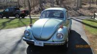 My 71 super beetle