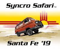 Syncro Safari, Santa Fe '19 Logo