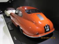 Porsche 356A license K 45 400