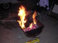 BBB9 fire pit