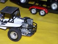 Model of a Meyers' Tow'd