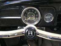 Steering column gauge holder