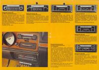 1972 Blaupunkt Catalog