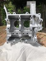 Vapor Blasted Aluminum 1949 Case
