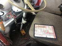 Dashboard rewiring, turn signal 67