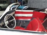 1967 Ghia With Early Style Interior Pattern