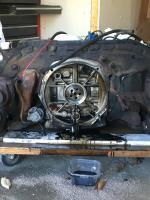 rear main seal fail